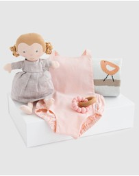 The Little Things Hampers - Deluxe Baby Girl