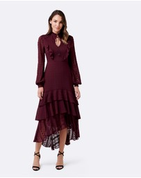 Forever New - Tiarne Tiered Maxi Dress
