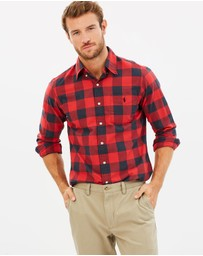 Polo Ralph Lauren - The Iconic Plaid Oxford Shirt