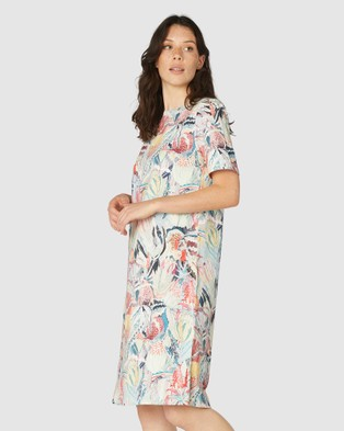 Gorman Banksia Tee Dress Dresses Multi