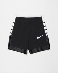 Nike - Elite Stripe Shorts - Kids