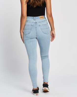 Riders by Lee Hi Rider Jeans - High-Waisted (Moonstone)