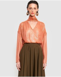 Ginger & Smart - Bourgeois Blouse