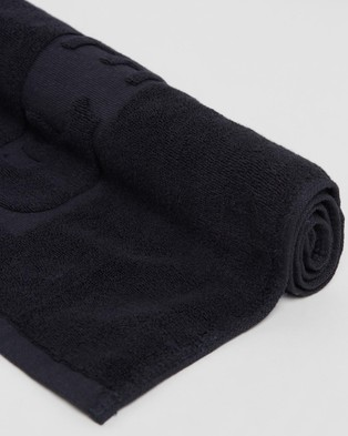 Running Bare Break A Sweat Towel - Gym Towels (Black)