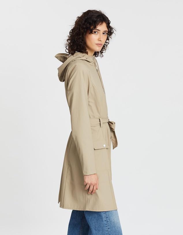 Women Curve Jacket