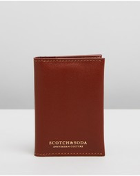 Scotch & Soda - Classic Leather Card Holder
