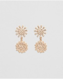 Bling Bar - Girasole Statement Earrings