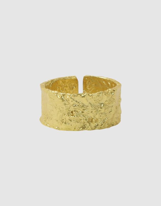 Women Eclypse Cuff Ring