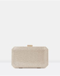 Forever New - Ellie Geo Box Clutch