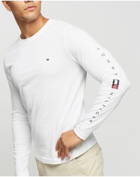 Tommy Hilfiger - Essential Tommy LS Tee