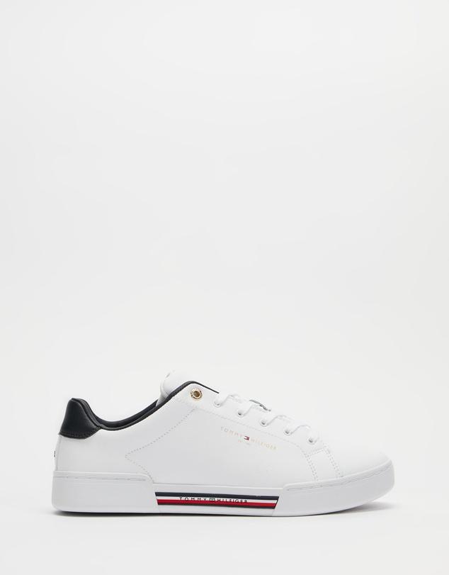 Women TH Stripe Insert Sneakers
