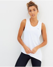Running Bare - Lotus Tie Side Workout Tank