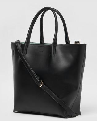 Urban Originals Revenge Tote - Handbags (Black)