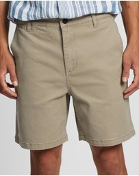 Lee - Union Drill Shorts