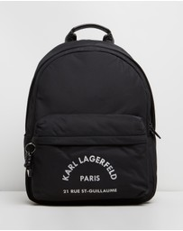 Karl Lagerfeld - Rue St Guillaume Backpack