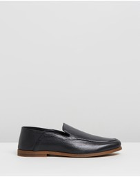 Double Oak Mills - Depot Leather Loafers