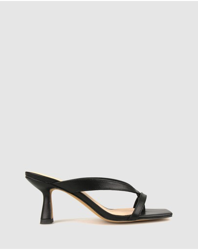 Betts - Liv Square Toe Strappy Sandals