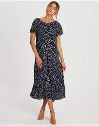 Tussah - Elia Midi Dress