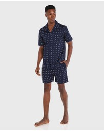 Coast Clothing - Signature Button Up PJ Set