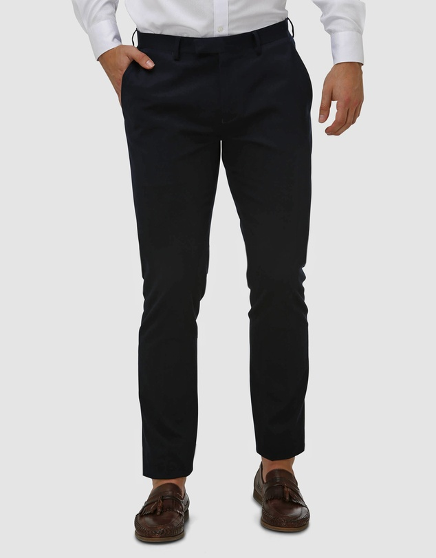 Brooksfield - Tapered Stewart Tailored Chinos