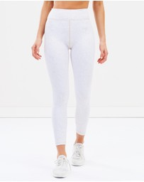 Vie Active - Rockell Mid-Rise 3/4 Crop Leggings