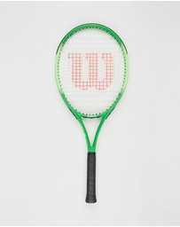 Wilson - Blade Feel 26 Tennis Racket - Teens