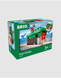 BRIO - Destination - Train Garage
