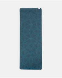 Gaiam - Performance Soft Grip XL 5mm Printed Yoga Mat