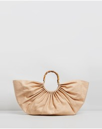 Cult Gaia - Banu Large Beach Bag
