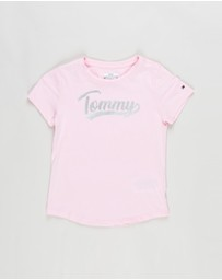 Tommy Hilfiger - Foil Short Sleeve Tee - Kids