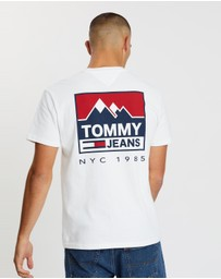 Tommy Jeans - Mountain Back Logo Tee
