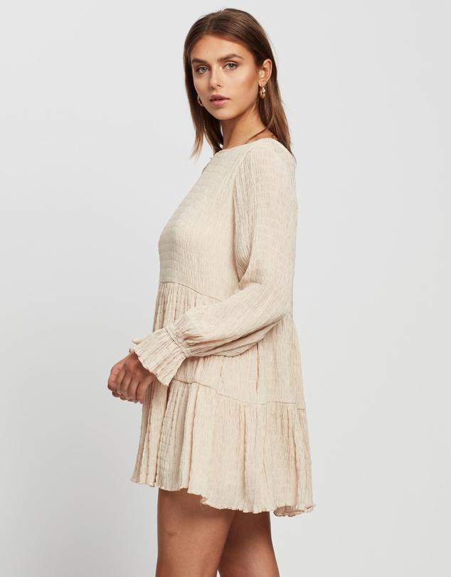 Women Asher Smock Dress