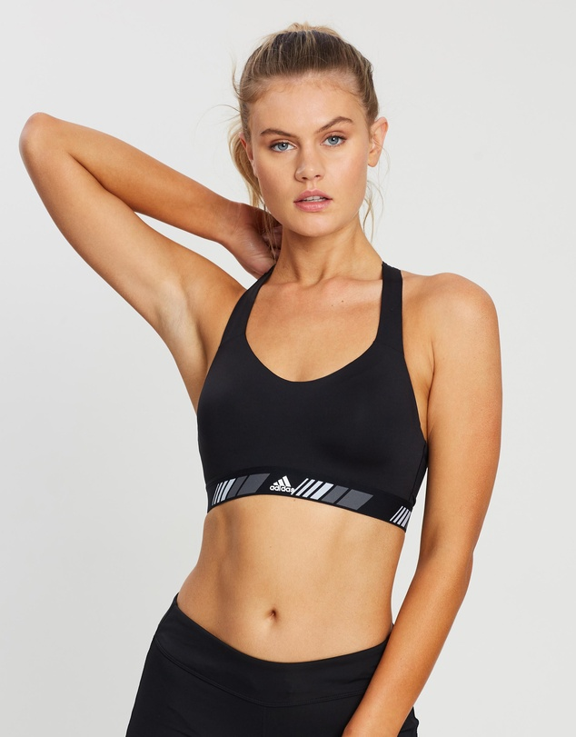 adidas Performance - Stronger For It Moto Bra