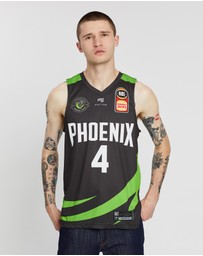 First Ever - NBL - S.E. Melbourne Phoenix 19/20 Authentic Home Jersey - Kyle Adnam