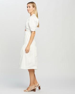 Misha Collection Alora Dress - Dresses (Ivory)