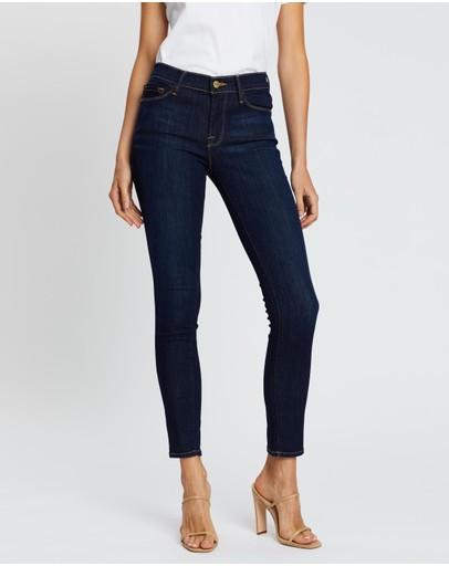 Frame Denim Le Skinny De Jeanne Jeans Queens Way