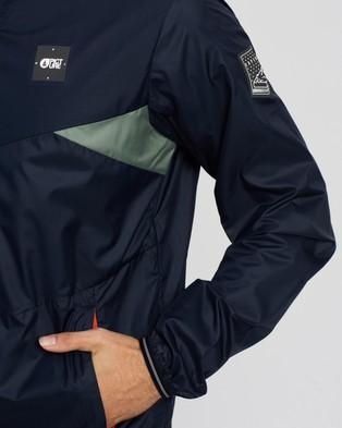 Picture Laman Windbreaker - Coats & Jackets (A Dark Blue)