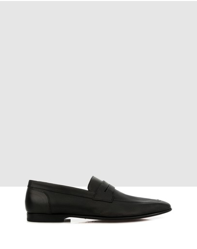 Brando Bellinger Loafers Nero
