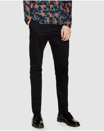 Topman - Stretch Skinny Chinos