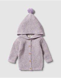 Wilson & Frenchy - Knitted Jacket - Babies