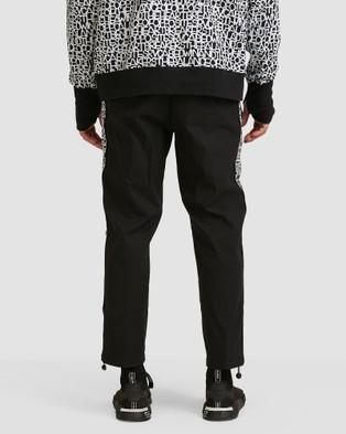 RVCA Bedwin Ipfu Track Pants - Pants (BLACK PRINT)