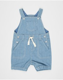 Bebe by Minihaha - Beau Overalls - Babies