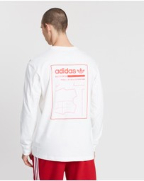 adidas Originals - Graphic LS Tee