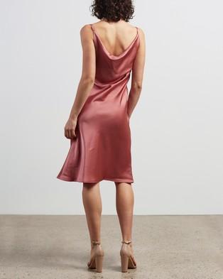 Chi Chi London Inez Dress - Dresses (Pink)