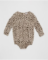 Bella & Lace - Kitty Romper - Babies