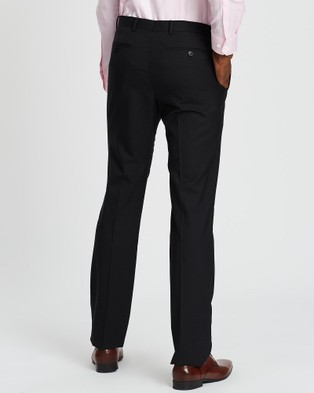 Kent and Curwen Casual Pants - Pants (Black)