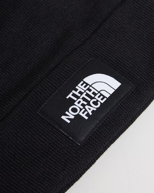 The North Face Dock Worker Recycled Beanie - Headwear (TNF Black)