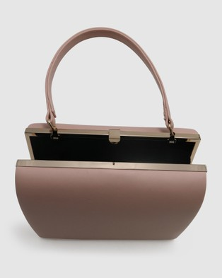 Morgan & Taylor Pippa Top Handle Bag - Handbags (Blush)