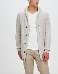 Staple Superior - Brentwood Shawl Cardigan
