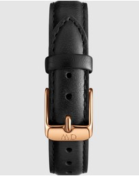 Daniel Wellington - Leather Strap Petite 16 Sheffield Watch Band - For Petite 36mm